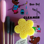 Bon-Del Kattail Cleaner Set